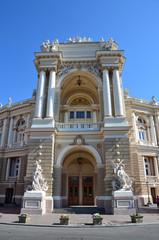 Одесский оперный театр, Украина.