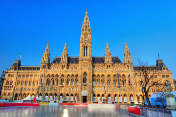 Vienna's City Hall, Austria, Vienna