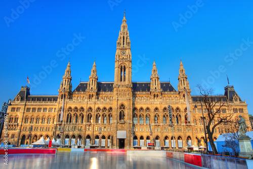 Vienna's City Hall, Austria, Vienna