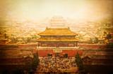 Fototapete Asiatische spezialitäten - Belle - Ruinen