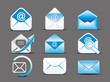 abstract massage icons