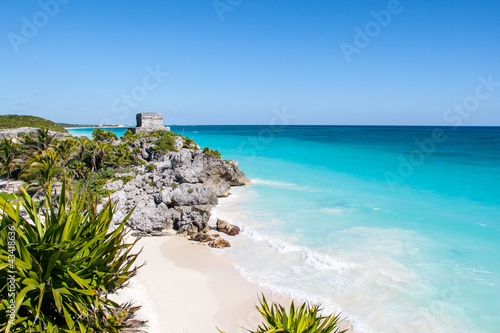 Tulum beach - 43418636