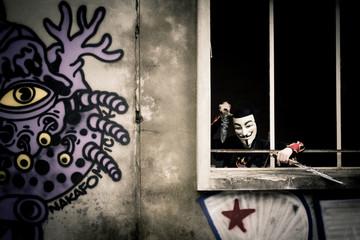Le masque 2