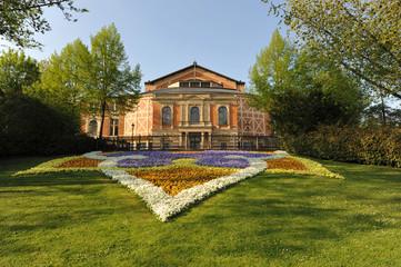 Festspielhaus Bayreuth, Richard Wagner, Bayern, Bayreuth