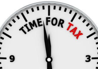 Tax Time Reminder