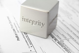 Integrity with tax preparation
