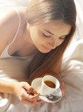 Hot Drink in Bed