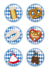 Button Oktoberfest Mini Collection
