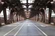 canvas print picture - Bridge