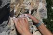 Klettern - Griff