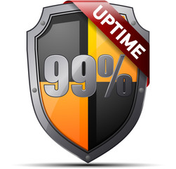 99% Uptime