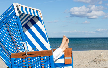 Entspannung am Meer - Relax at the Beach