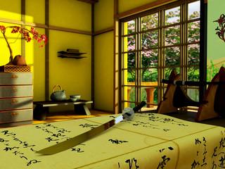 Interior in Japan