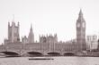 Westminster Bridge and Big Ben, London
