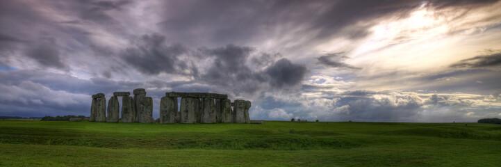 Panorama de Stonehenge