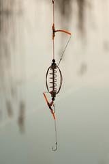 Fishing equipment for carp