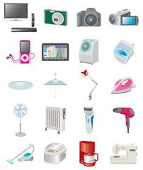 電化製品いろいろ