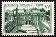 Postage stamp France 1959 Elysee Palace, Paris, France