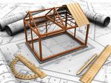 Fototapety Construction house