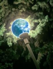 shone globe