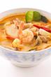 Tom yam nam khon suppe