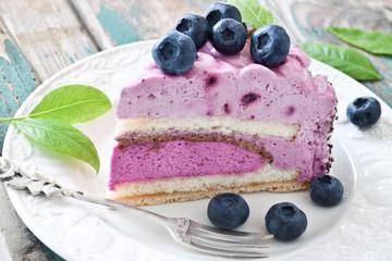 Torte - Heidelbeeren