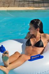 Farniente et piscine