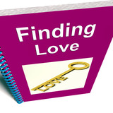 Finding Love Book Shows Relationship Advice