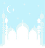 Islamic background. Ramadan