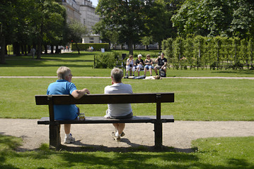 DENMARK_VISITORS ENJOY SUMMER DAY