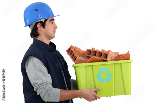 builder, recycle