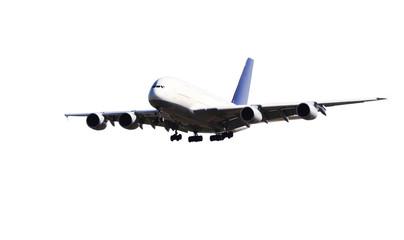 Modern airplane