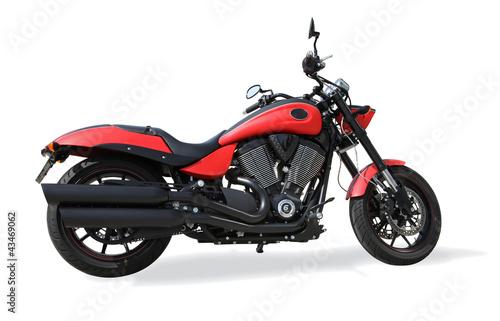 moto custom - 43469062