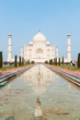 The incredible Taj Mahal in Agra, India