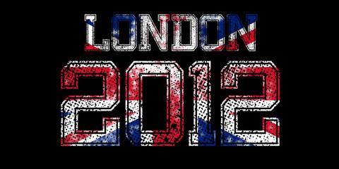 londra giochi olimpici 2012 bandiera