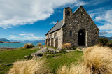Church of the Good Shepherd at Lake Tepako, New Zealand
