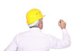 Man in a hardhat