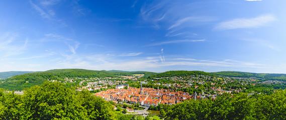 Hann. Münden, Panoramablick