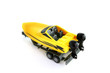 Toy speedboat and trailer