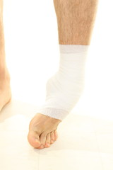 Ankle injury