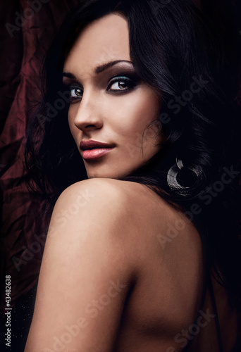 Fototapeten,erwachsen,arabian,attraktiv,schön