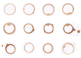 Coffee stains Hi-res