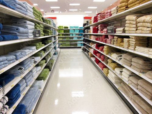 Towels Retail Store