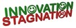3D Smiley - INNOVATION - STAGNATION