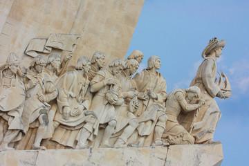 Padrao dos Descobrimentos, Lissabon