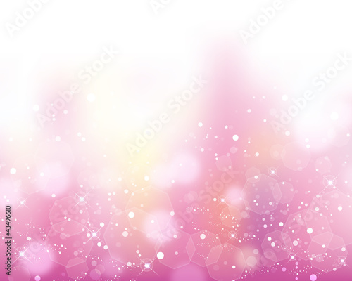 pink shines background