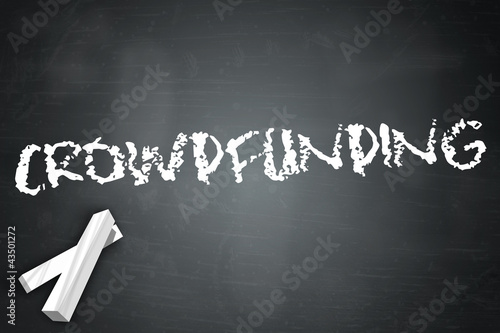 "Blackboard ""Crowdfunding"""