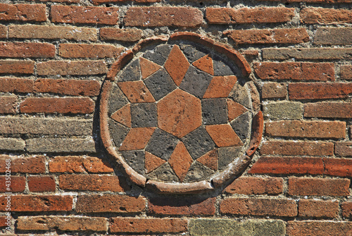 Brick Ornament