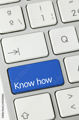 Know how keyboard