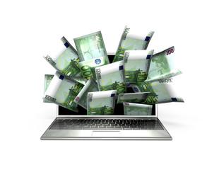 Laptop bringt Geldsegen